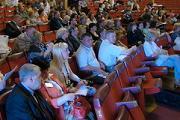 Конференція кошторисників. Під час виступів